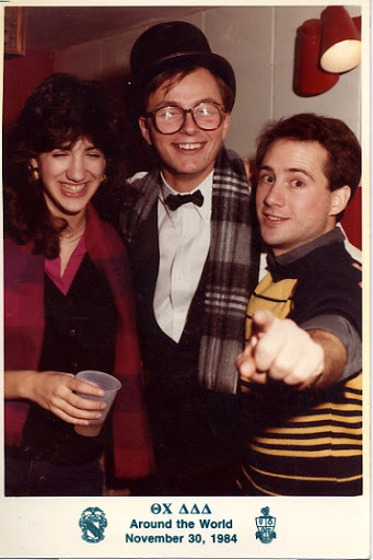 1984 Party with Tri Delts