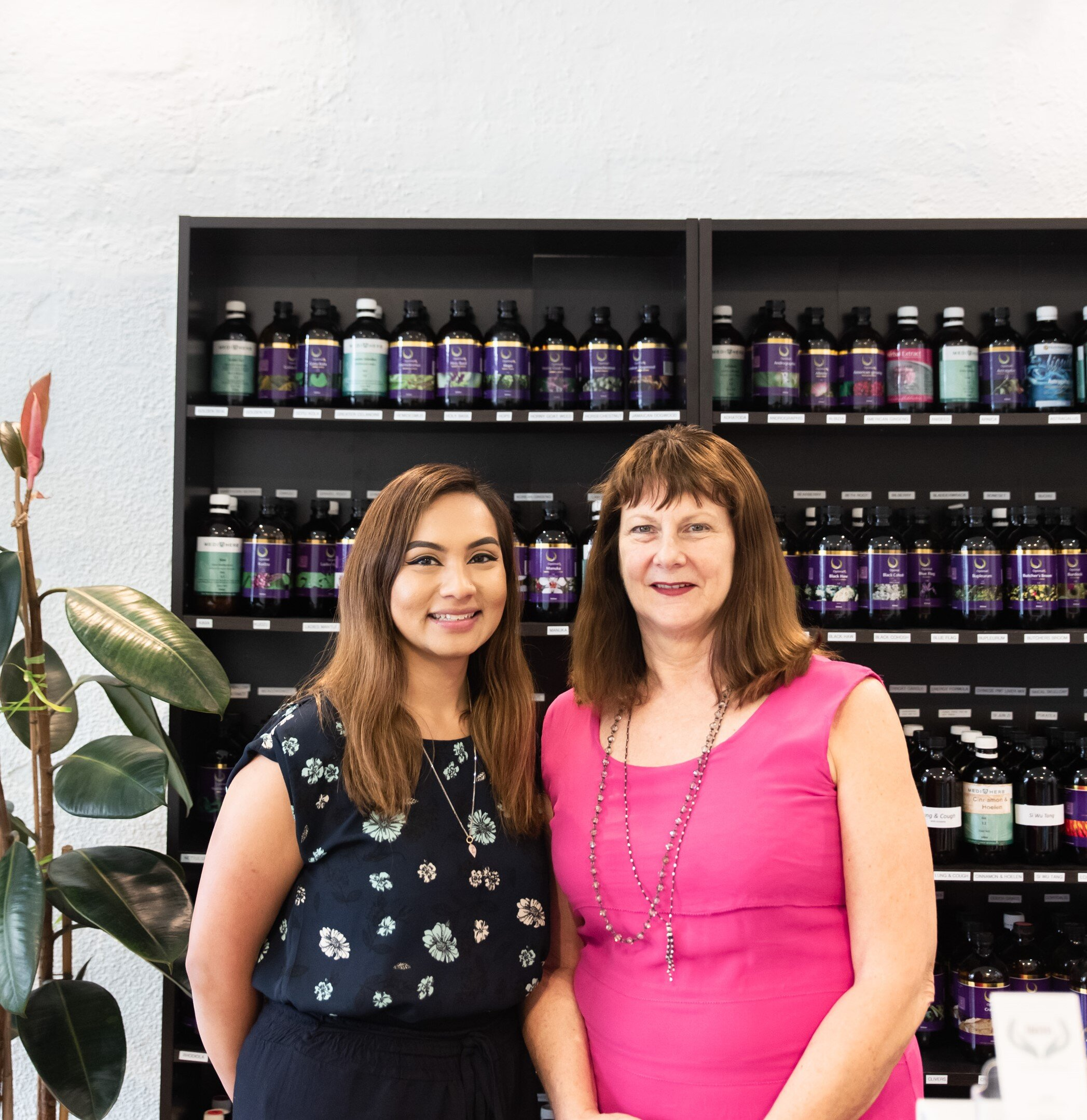 Shalini (director of INHH) and Ruth Trickey. Inner North Holistic Health was established in 2018, after the closure of Ruth's practice Melbourne Holistic Health Group. Ruth retired in March 2018, and Shalini opened INHH to continue to provide for existing patients of MHHG.