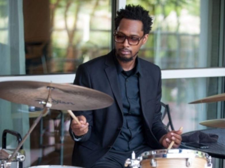 Playing at The Atlanta Botanical Gardens for the Atlanta Jazz Festival! ( Photo by    Matt Alexandre   )