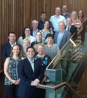 CAPFA Board & Kidsafe CEOs - 2017