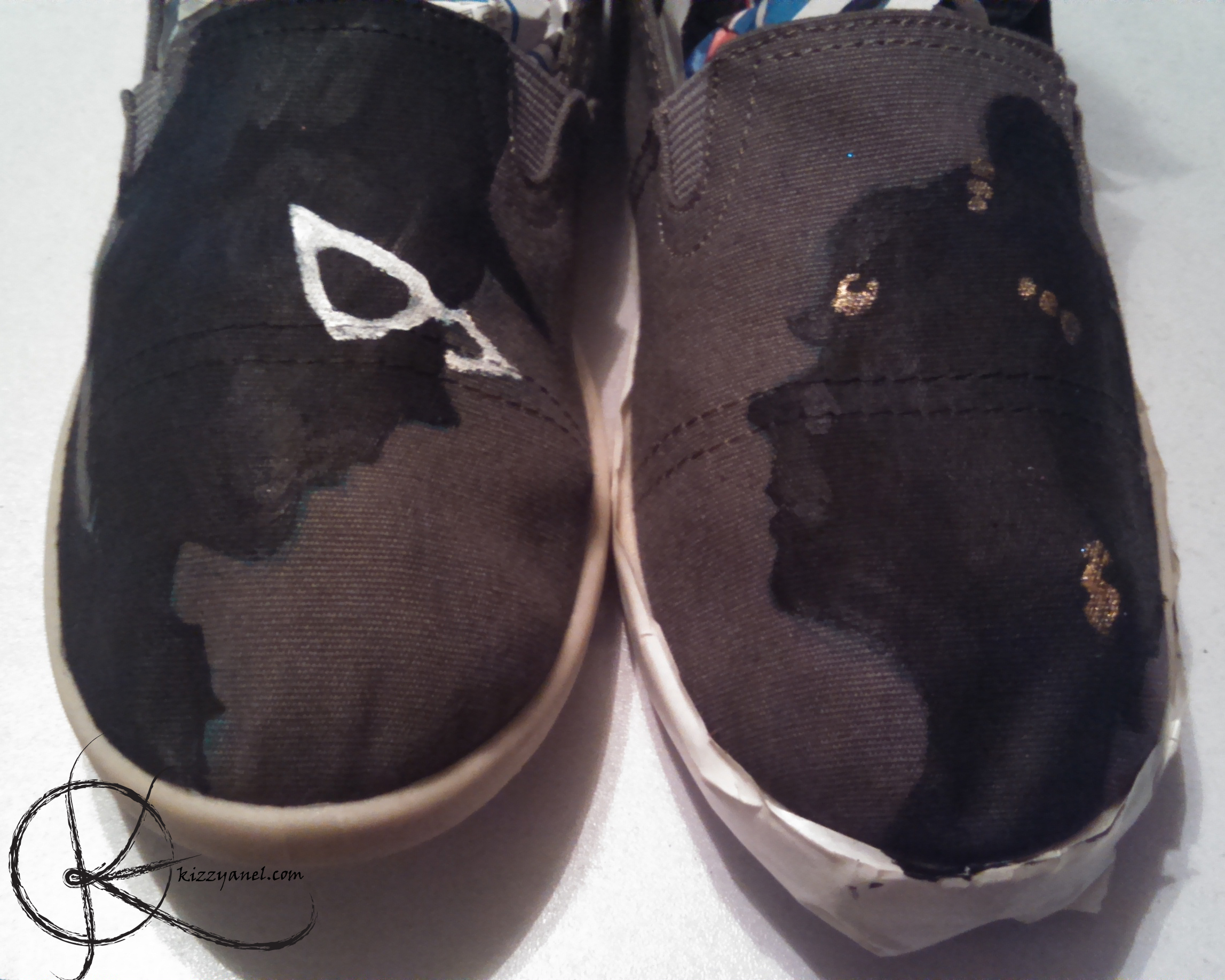 Serenity shoes front