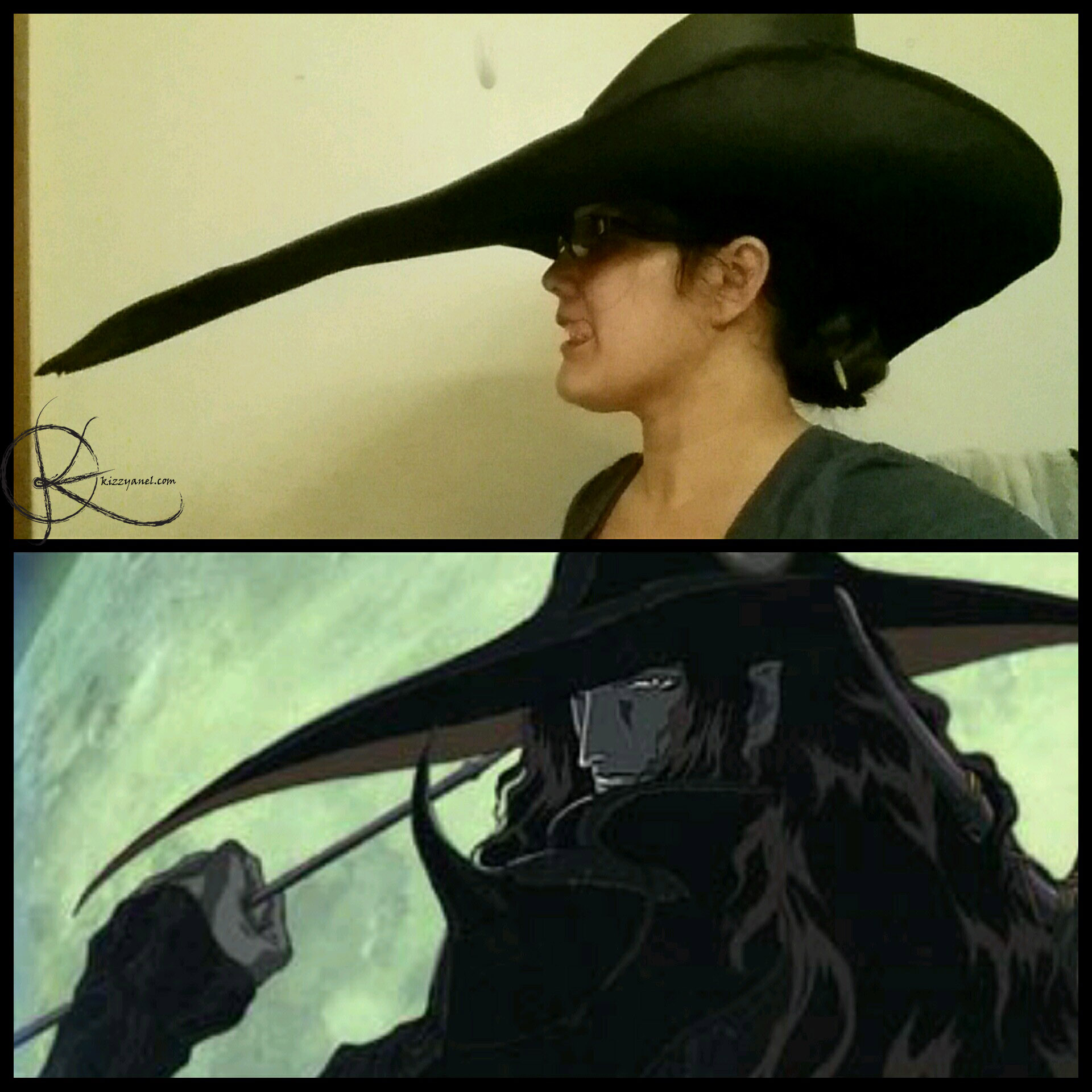 Hat vs Reference