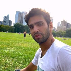 Nadim Maghzal  NYC ||  Sep. 30 2018
