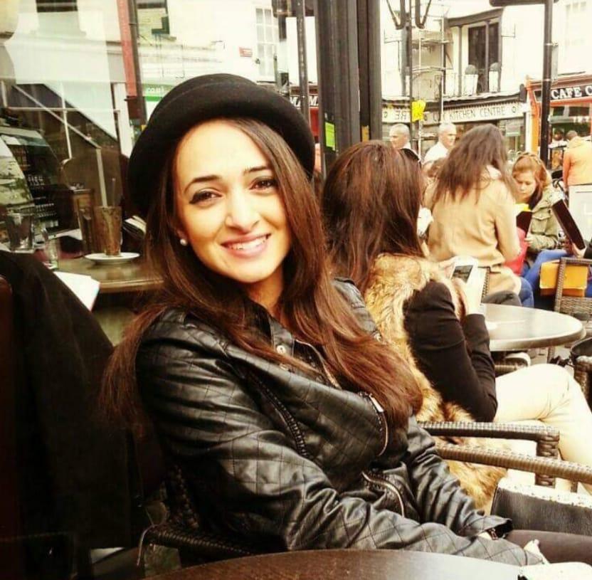 Razan Shaban  LON ||  Dec. 9 2018