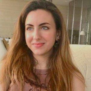 Deema Altaher  LON ||  Apr. 14 2019