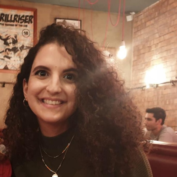 Julia Kassem  LON ||  Apr. 14 2019