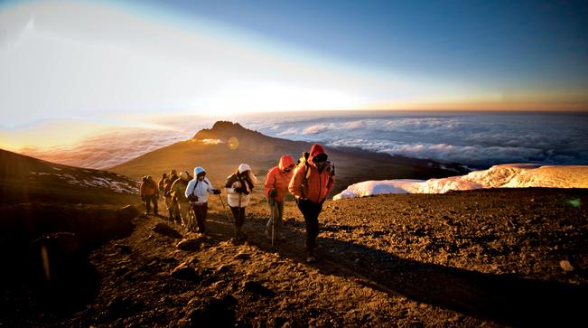 Kilimanjaro Climbing -