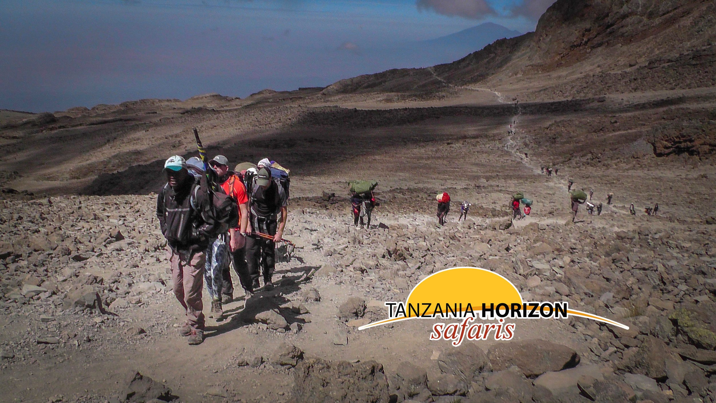 KIlimanjaro 7 Days Lemosho Route