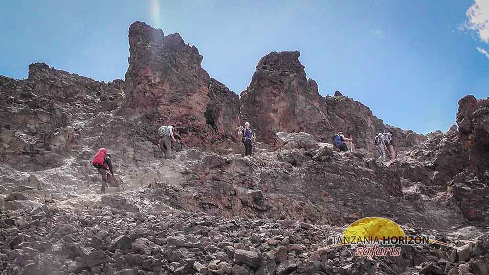 KIlimanjaro 7 Days Lemosho Route