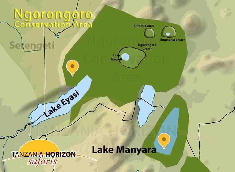 Ngorongoro Conservation Area / Tanzania Horizon Safaris