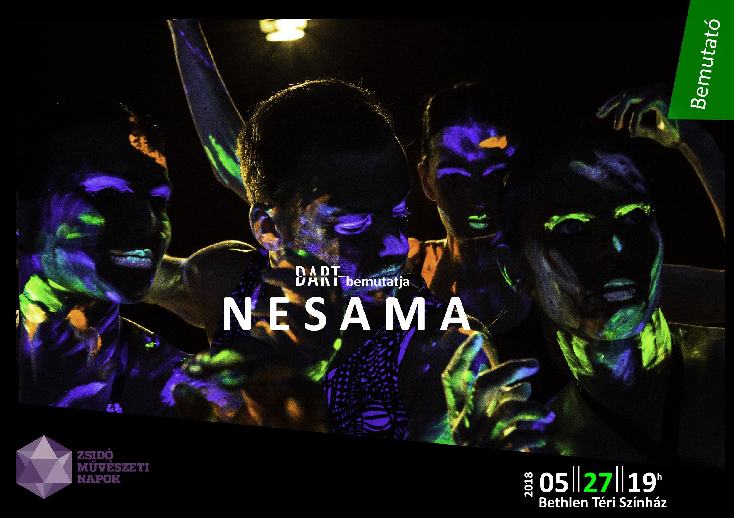 NESAMA - Premier: 2018.05.27.