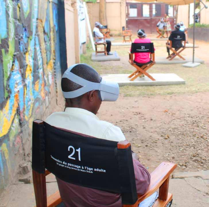 Waza Art Centre's In Lubumbashi