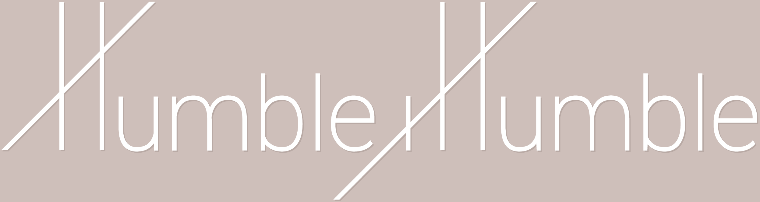 Humble&Humble logotype