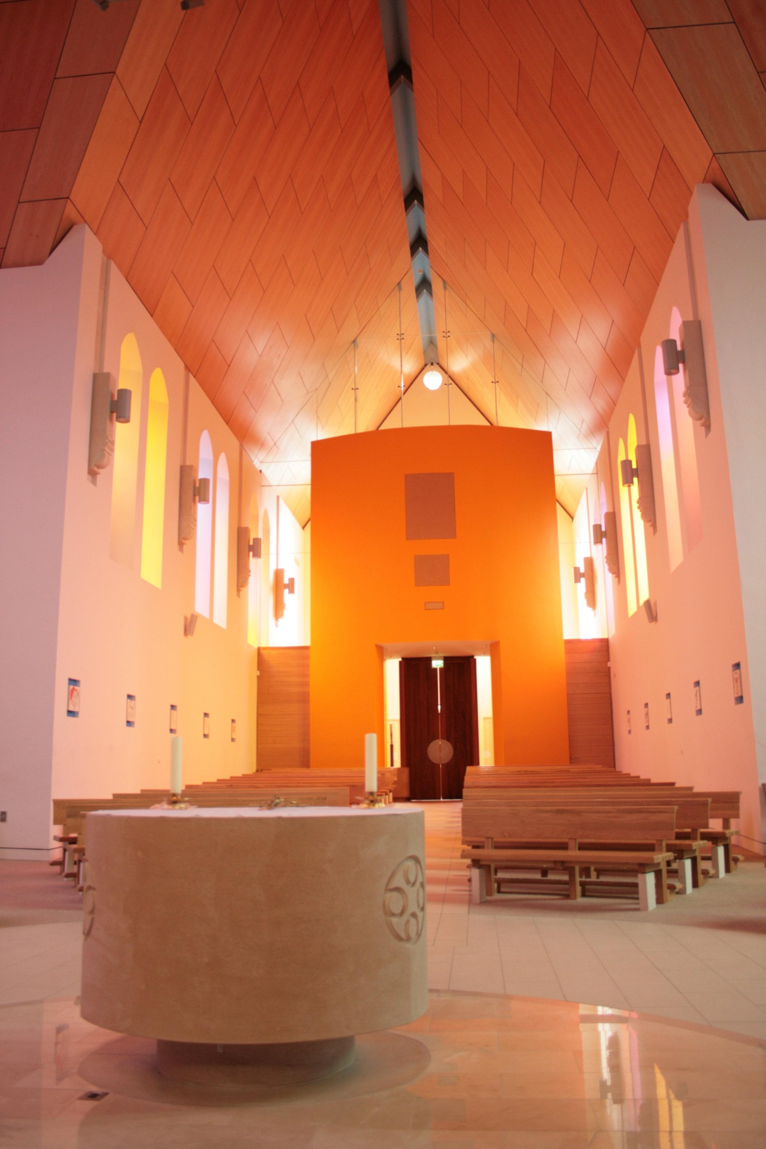 louth village church