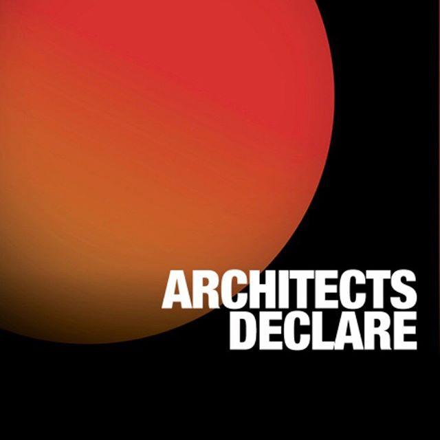 #architectsdeclare