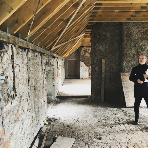 We are currently working on proposals for the refurbishment of The Grange Courtyard at Castlewellan Forest Park. The Grange Courtyard was built in the 1750's by William Annesley, prior to Castlewellan being laid out.  #castlewellan #forestpark #refurbishment #conservation #restoration #architecture #courtyard #design #lifeofanarchitect #architect #onsite