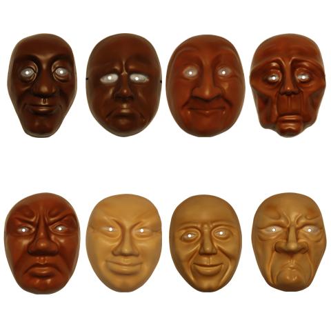 ADVANCED MASKS - Buy our Advanced Mask set or individual masks