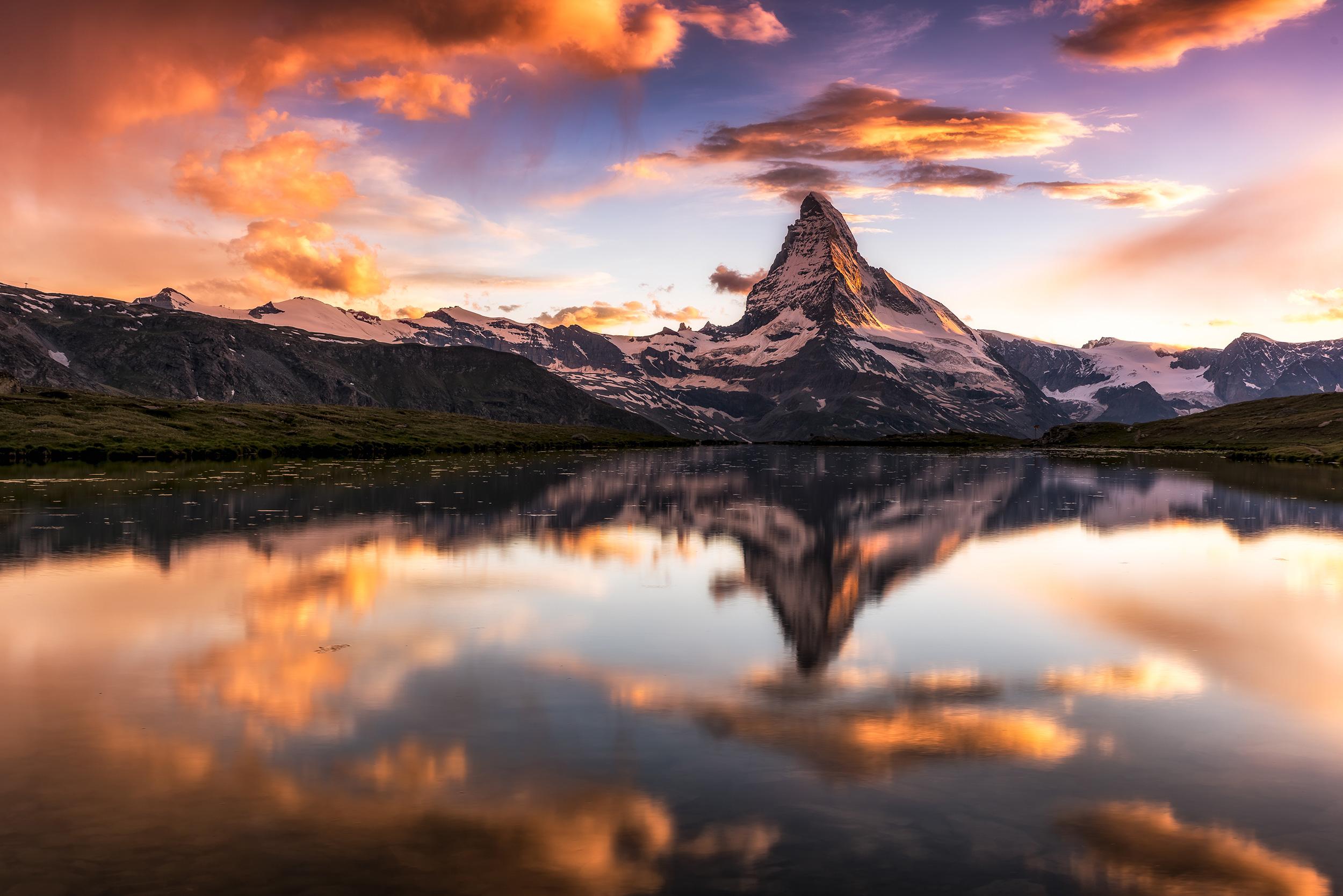 ....  Berge  ..  Mountains  ....