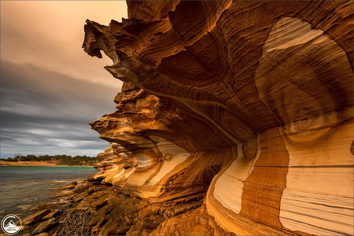 Januar 17 Tasmanien