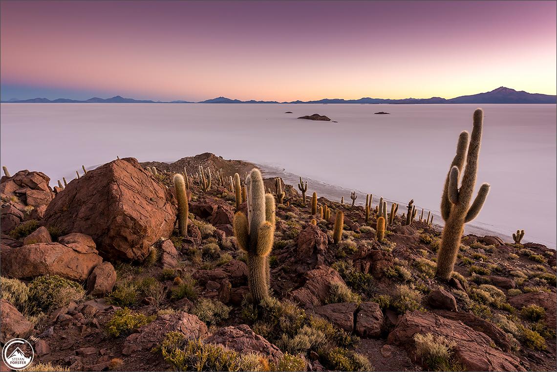 April 17 - Bolivien Altiplano