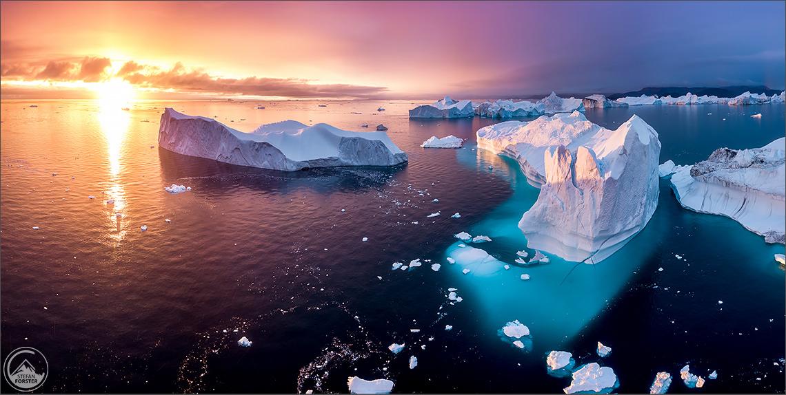 August 17 - Grönland