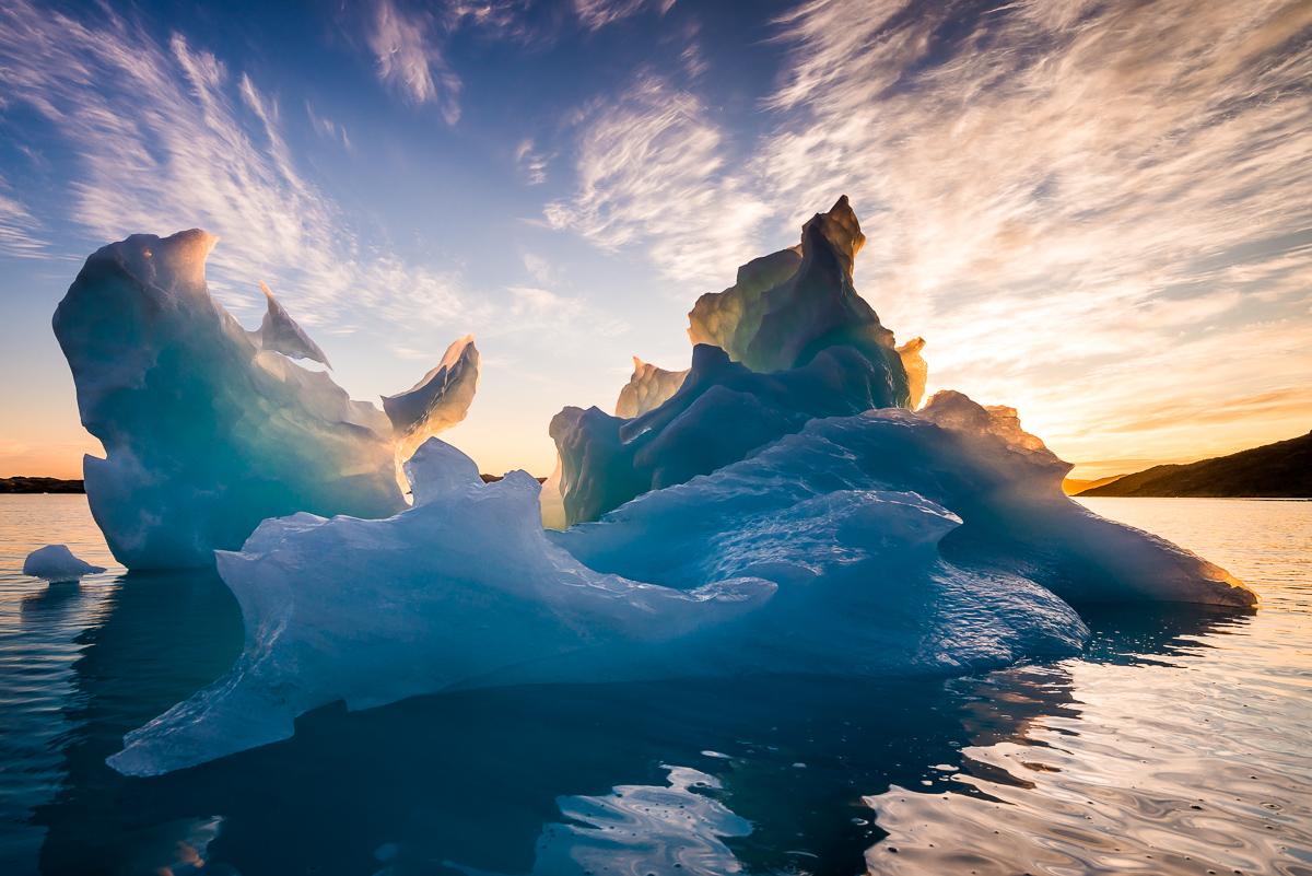 ....  Grönland  ..  Greenland  ....