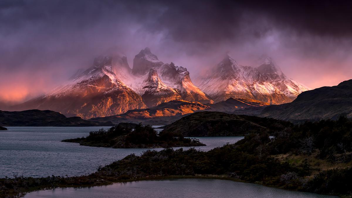 März 2018 - Patagonien