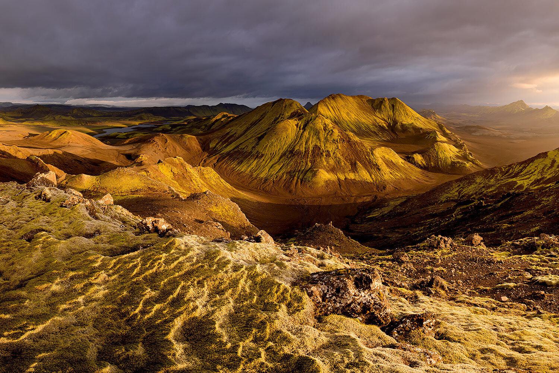 ....  DAS Hochland  ..  THE highlands  ....