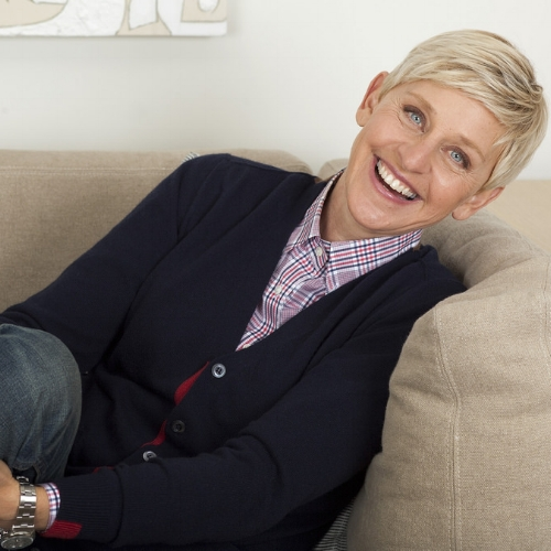 How some members of my family could possibly refer to her as Ellen  Degenerate  is a mystery I've never been able to solve, though it should give you a hint as to the challenges teen-Caro faced when coming out
