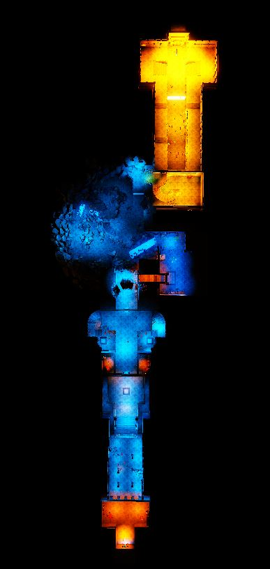 A Top-down of the Alpha Level