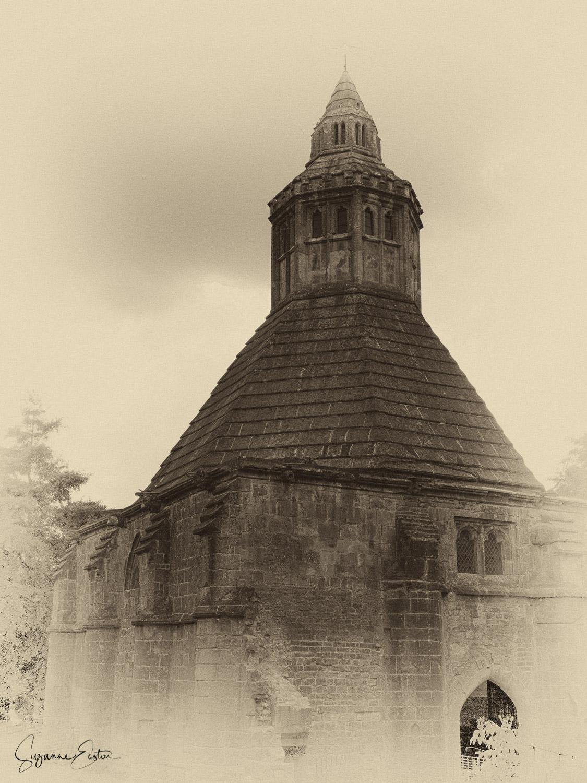 Abbots Kitchen at Glastonbury Abbey
