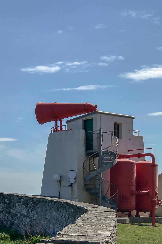 Sumburgh Head fog horn