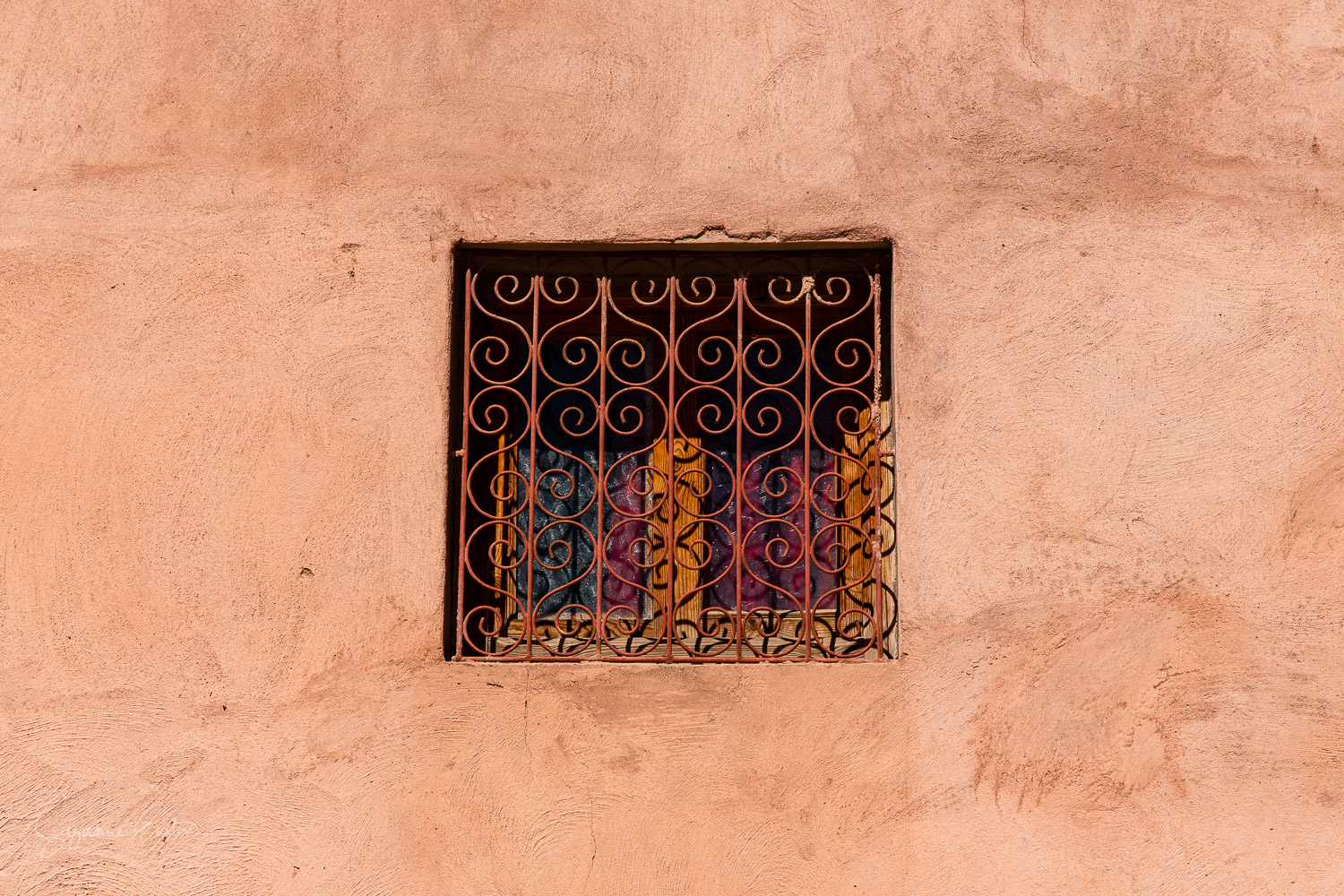 Windows and doors in Marrakech are all unique and ornate