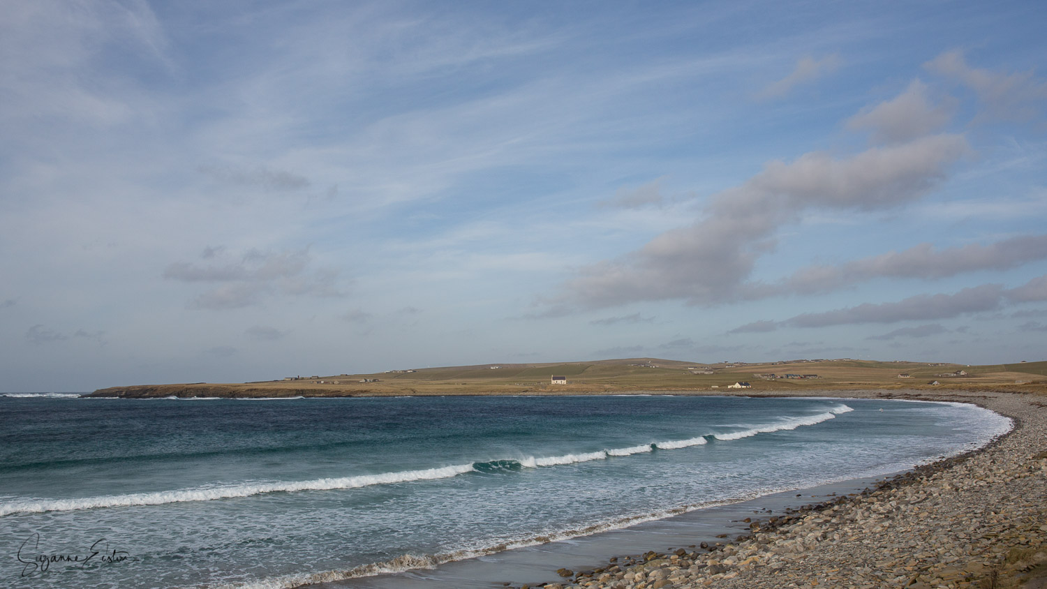 Bay of Skaill a sweeping beach