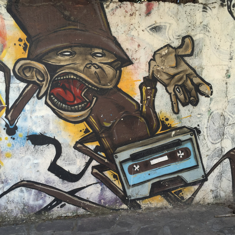 Bariloche Grafitti