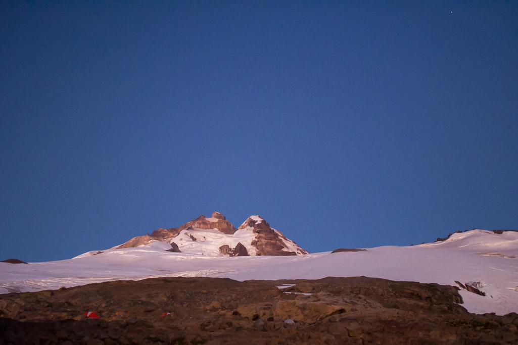 Dawn over Monte Tronador
