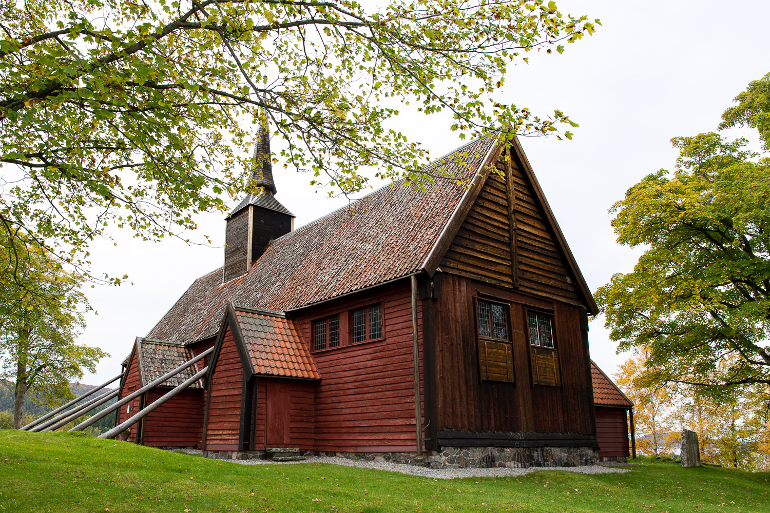 Kvernes Stave Church