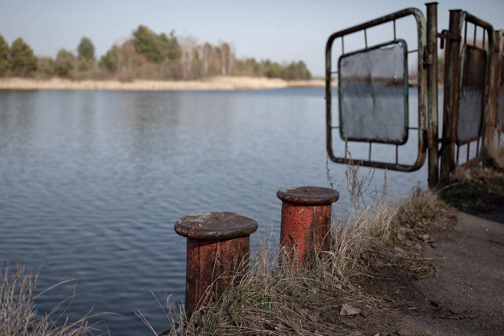 Pripyat Cafe Dock