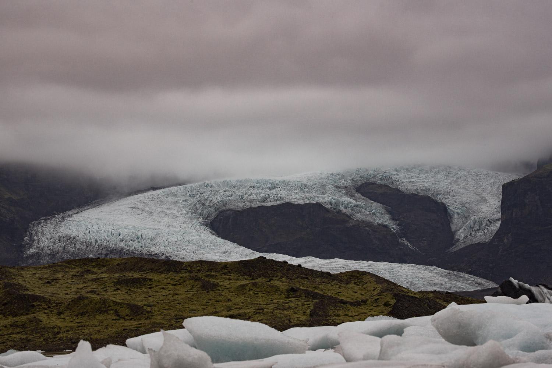 Glacier heart