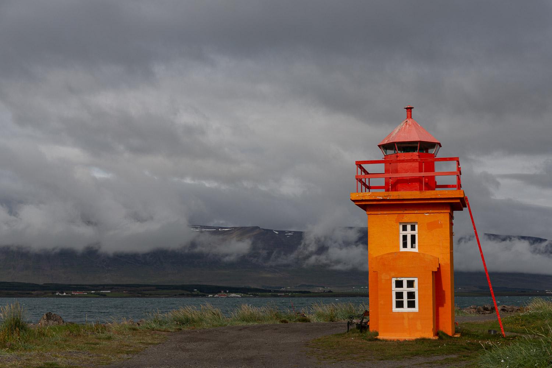 Svalbarðseyri lighthouse