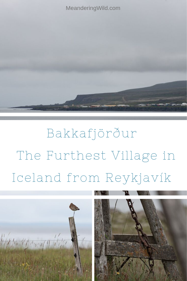 Bakkafjörðuris is the furthest village in Iceland from the capital Reykjavík. It is a small fishing village on the shoreline with a nearby lighthouse.
