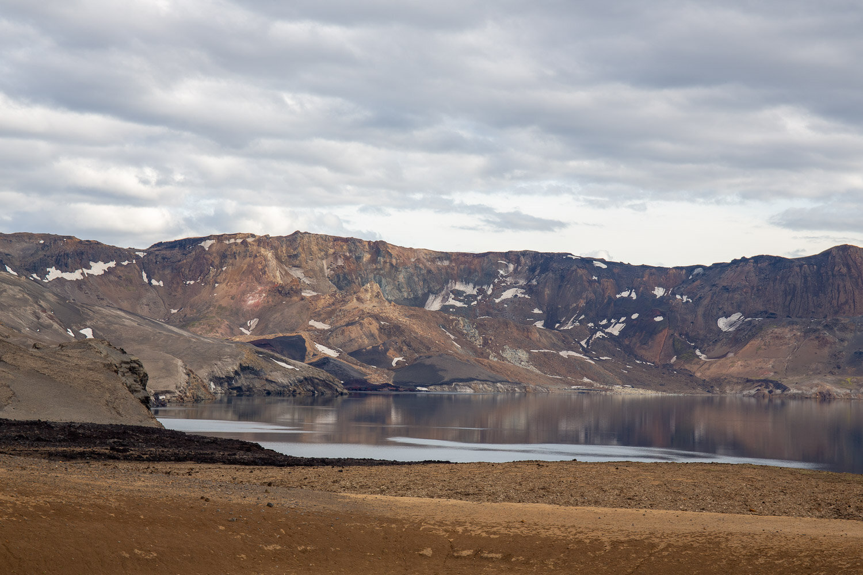 Lake Öskjuvatn