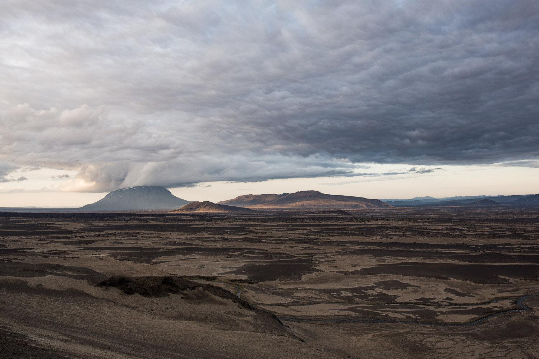 Mount Herdubreid