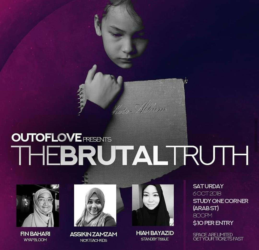Copy of The Brutal Truth-OOL