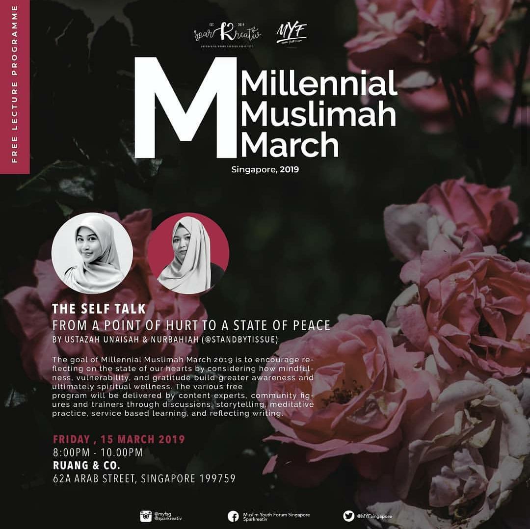 Copy of Millenial Muslimah March-Sparkreatif X MYF