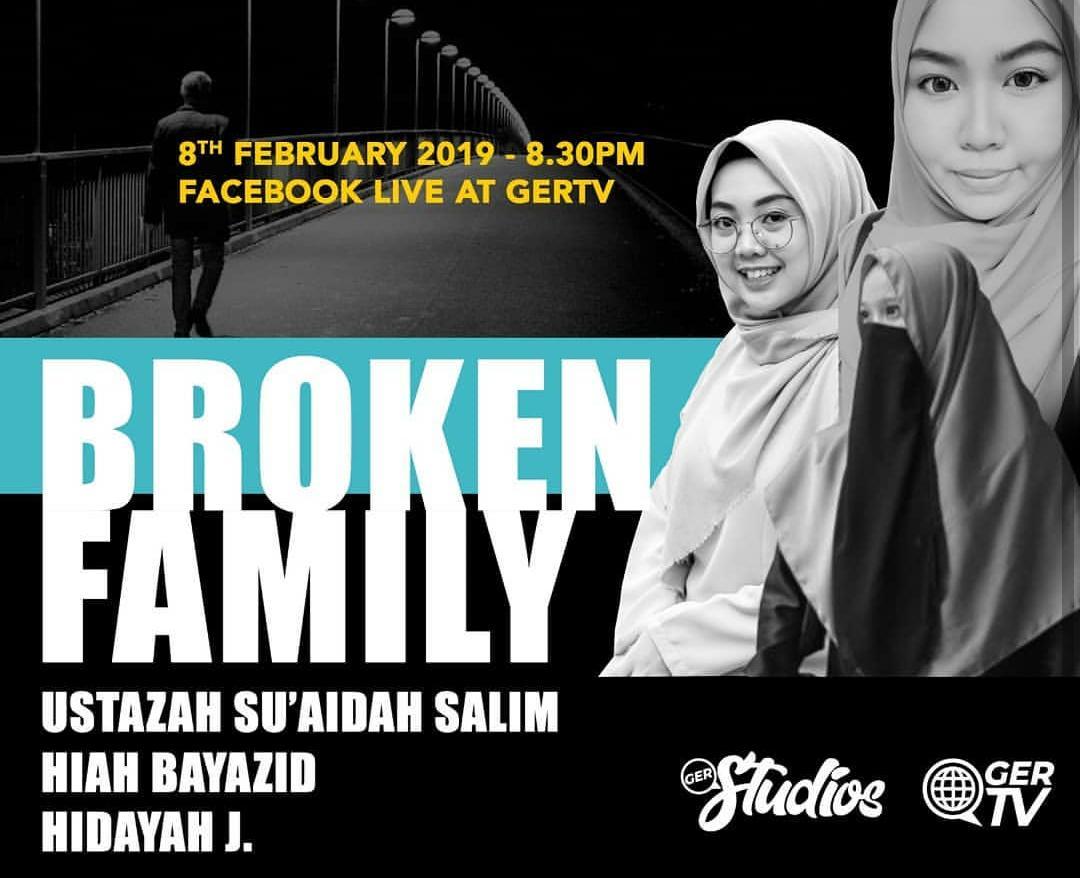 Broken Family-GER TV