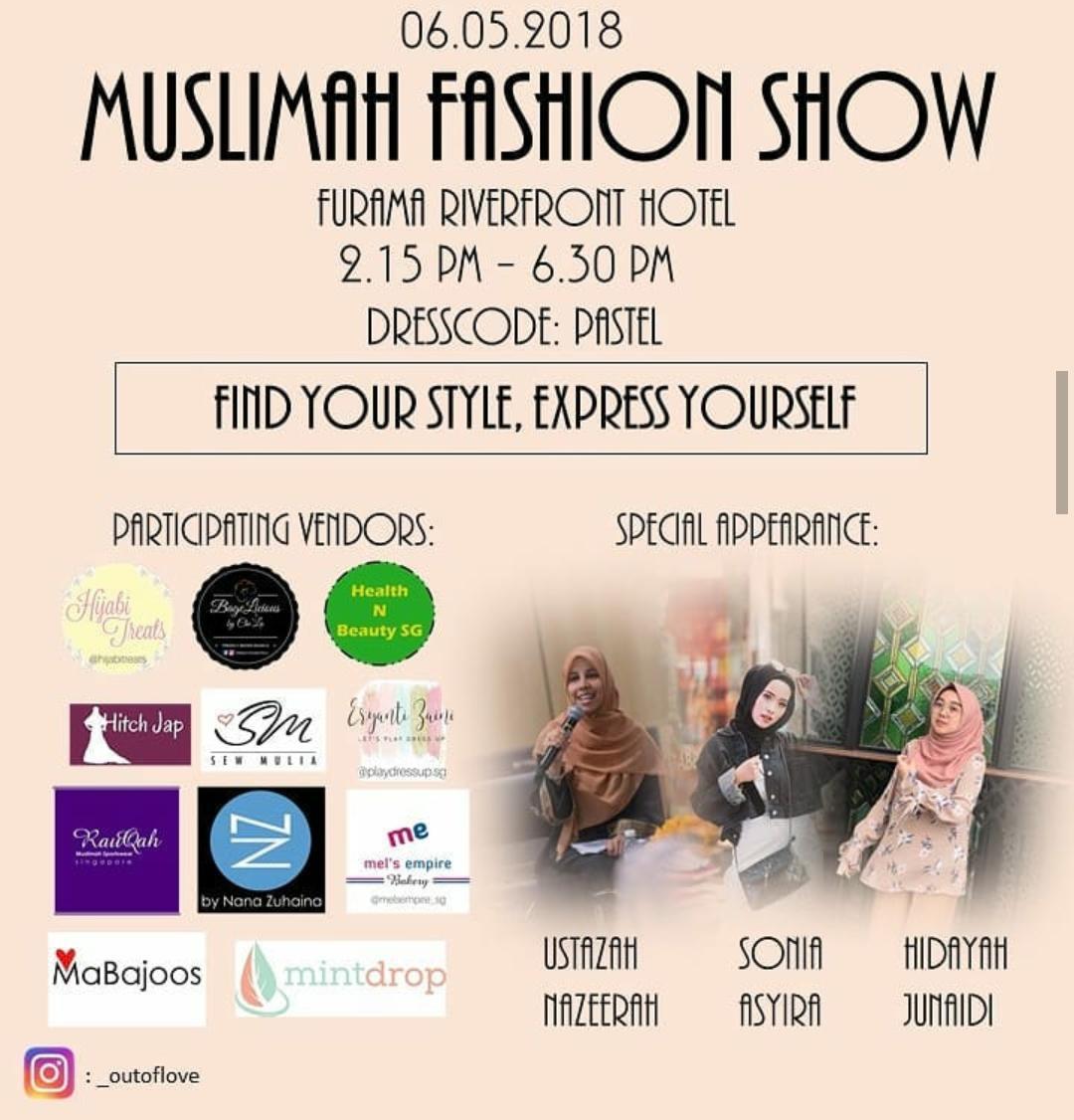 Muslimah Fashion Show-OOL
