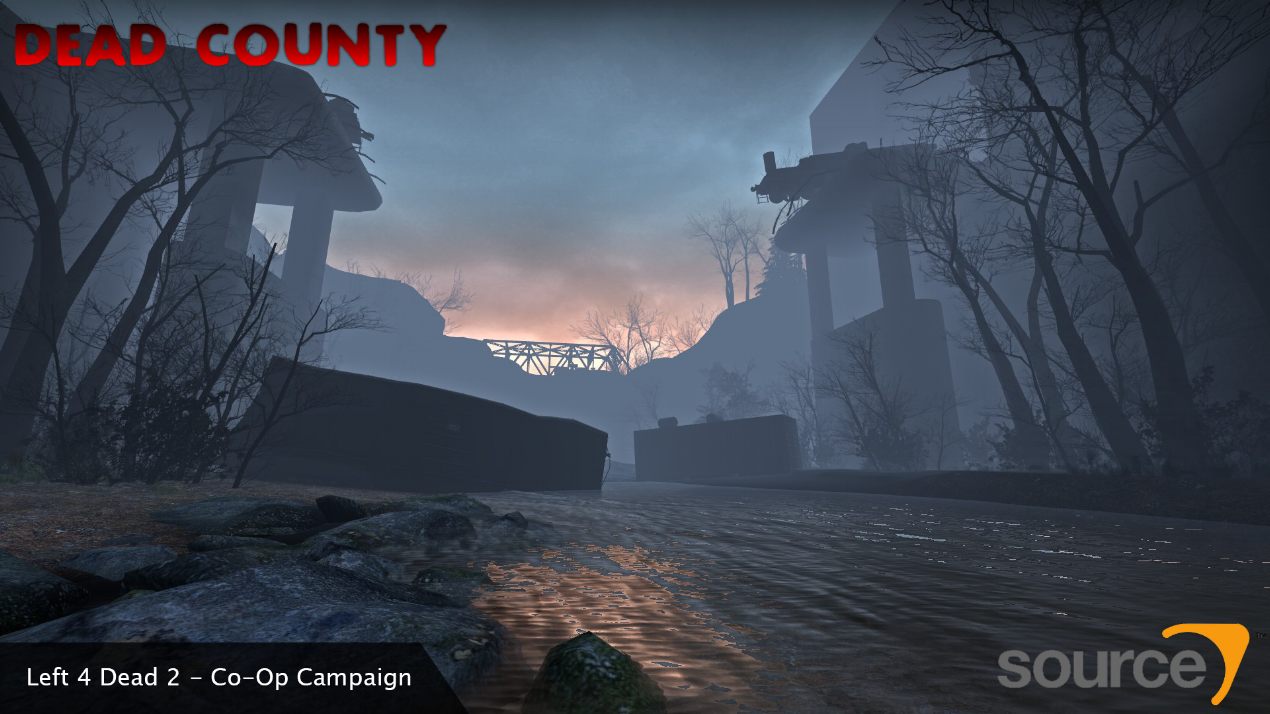 Left 4 Dead 2 Co-Op Campaign
