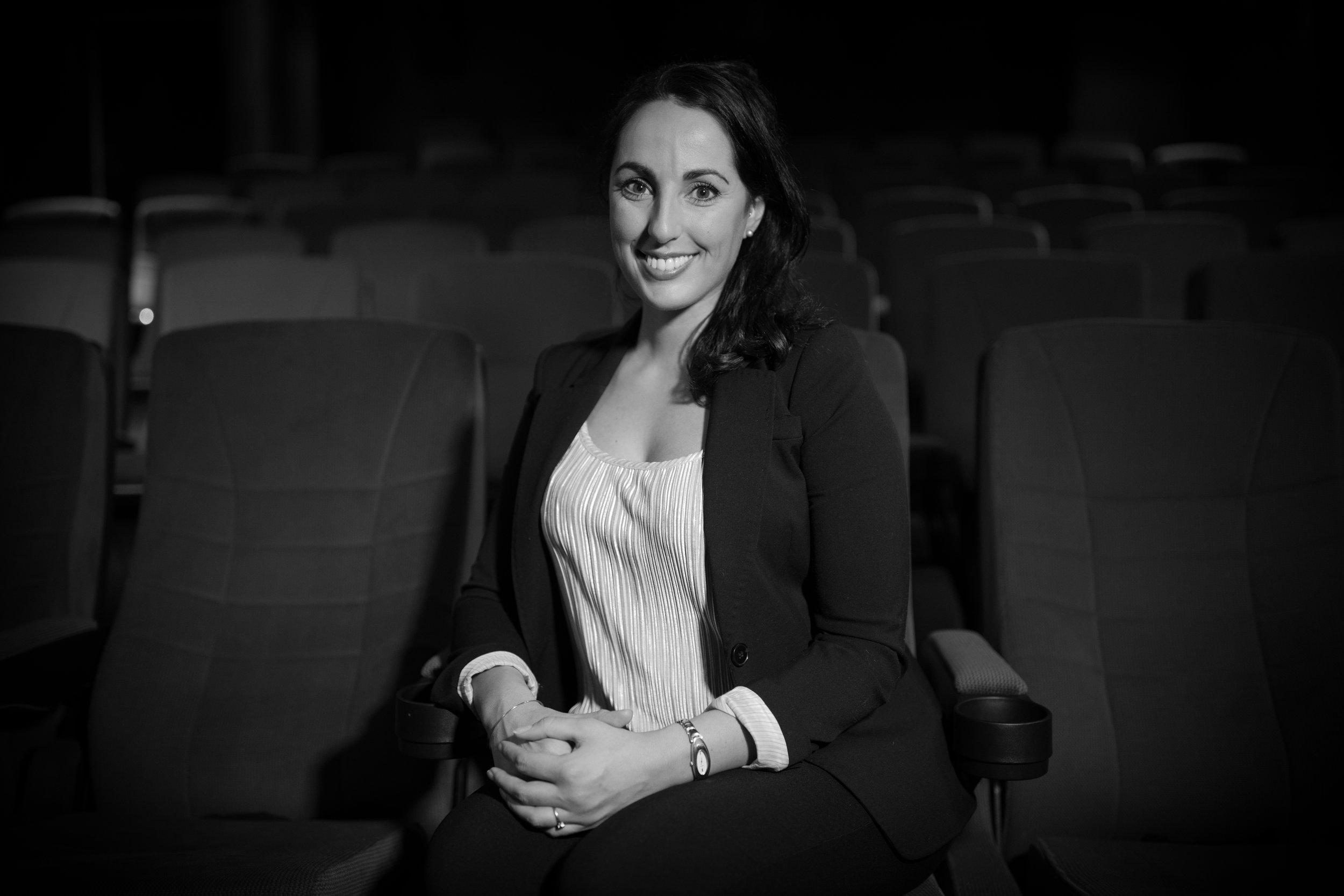 CEO & PRODUCER GABRIELA UWEIS