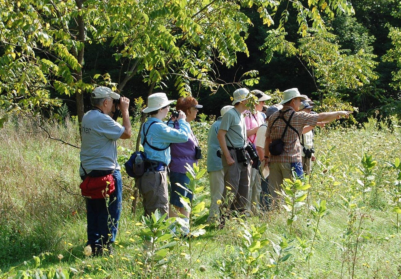 Educational Guided Walks - Interested in learning more about local wildlife and habitats? Join us on one of our many guided walks throughout the year featuring local experts who care about wildlife and habitat.